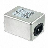TE Connectivity Corcom Filters - 6EHT7M - PWR ENT RCPT IEC320-C14 PANEL QC