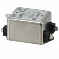 TE Connectivity Corcom Filters - 2-1609037-9 - LINE FILTER 250VAC 6A CHASS MNT