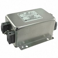 TE Connectivity Corcom Filters - 6FC10 - LINE FILTER 250VAC 6A CHASS MNT