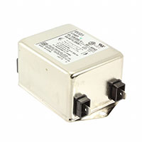 TE Connectivity Corcom Filters - 6VG1 - LINE FILTER 250VAC 6A CHASS MNT