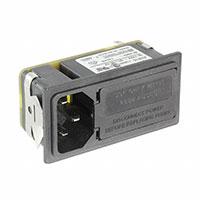 TE Connectivity Corcom Filters - 6VM1C - PWR ENT MOD RCPT IEC320-C14 PNL