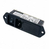 TE Connectivity Corcom Filters - 6VM1S - PWR ENT MOD RCPT IEC320-C14 PNL