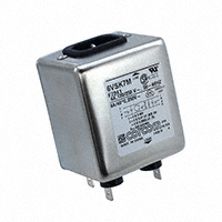 TE Connectivity Corcom Filters - 6VSK7M - LINE FILTER 250VAC 6A CHASS MNT