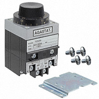 TE Connectivity Potter & Brumfield Relays - 7022AA - TIME DELAY RELAY DPDT 120VAC 10A