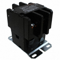 TE Connectivity Potter & Brumfield Relays - P40P42A12P1-24 - RELAY CONTACTOR 3PST 40A 24V