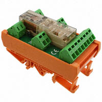 TE Connectivity Potter & Brumfield Relays - SR6ZA024 - RELAY SAFETY 6PST 8A 24V