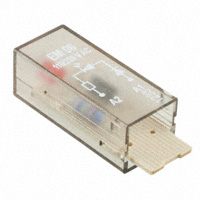 TE Connectivity Potter & Brumfield Relays - 7-1415036-1 - LED MODULE RED