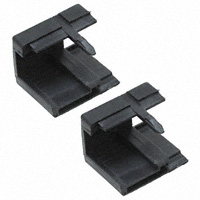 TE Connectivity AMP Connectors - 745530-1 - CONN BACK COVER SLIDE ON DB9