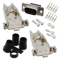 TE Connectivity AMP Connectors - 749805-7 - CONN D-SUB PLUG 9POS STR CRIMP