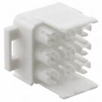 TE Connectivity AMP Connectors - 770054-1 - CONN CAP REAR 9POS UNIV-MNL II