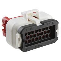 TE Connectivity AMP Connectors - 770680-2 - CONN PLUG 23POS NAT'L