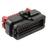 TE Connectivity AMP Connectors - 776164-1 - CONN PLUG 35POS FREE HANGING BLK