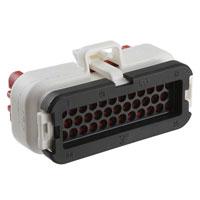 TE Connectivity AMP Connectors - 776164-2 - 35 POS AMP SEAL PLUG ASSY NAT