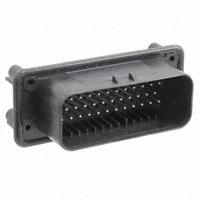 TE Connectivity AMP Connectors - 776231-1 - CONN HEADER 35POS VERT TIN BLK