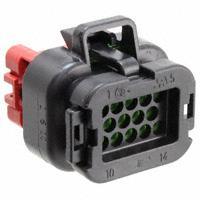 TE Connectivity AMP Connectors - 776273-1 - 14P AMPSEAL PLUG ASSEMBLY
