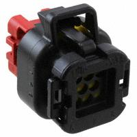 TE Connectivity AMP Connectors - 776286-1 - 8 POS AMPSEAL PLUG ASSEMBLY