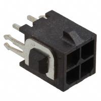 TE Connectivity AMP Connectors - 3-794682-4 - CONN HEADER 4POS DL VERT 30GOLD
