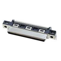 TE Connectivity AMP Connectors - 796055-2 - CONN RCPT 68POS .8MM R/A