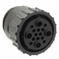 TE Connectivity AMP Connectors - 796203-1 - CONN PLG HSG FMALE 16POS INLINE