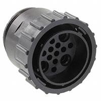 TE Connectivity AMP Connectors - 796332-1 - CONN PLG HSG MALE 16POS INLINE