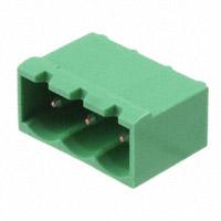 TE Connectivity AMP Connectors - 796638-3 - TERM BLOCK HDR 3POS 90DEG 5.08MM