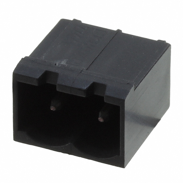 TE Connectivity AMP Connectors - 796645-2 - TERM BLOCK HDR 2POS 90DEG 5MM