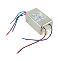TE Connectivity Corcom Filters - 2-6609037-5 - LINE FILTER 250VAC 7A CHASS MNT