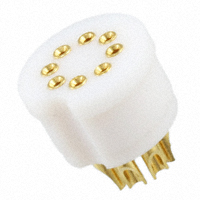 TE Connectivity AMP Connectors - 8058-1G19 - CONN TRANSIST TO-5 8POS GOLD