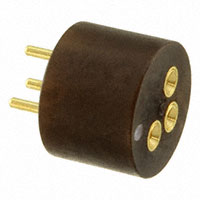 TE Connectivity AMP Connectors - 8060-1G13 - CONN TRANSIST TO-5 3POS GOLD