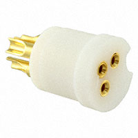 TE Connectivity AMP Connectors - 8060-1G5 - CONN TRANSIST TO-5 3POS GOLD