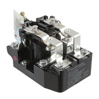 TE Connectivity Potter & Brumfield Relays - PRDA-11AYA-24 - RELAY GEN PURPOSE DPDT 25A 24V