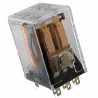 TE Connectivity Potter & Brumfield Relays - 8-1393806-6 - RELAY GEN PURPOSE DPDT 2A 24V
