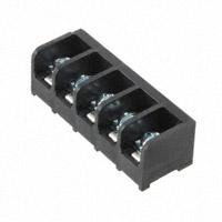 "TE Connectivity AMP Connectors - 6PCV-05-006 - CONN BARRIER STRIP 5CIRC 0.375"""