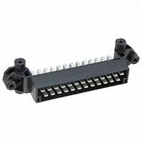 TE Connectivity AMP Connectors - 827050-1 - CONN PLUG 25POS T/H R/A TIN 5MM