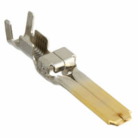 TE Connectivity AMP Connectors - 84695-1 - CONN TAB D5 10-12AWG CRIMP GOLD
