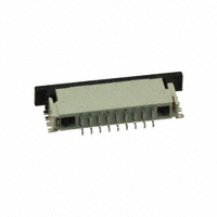 TE Connectivity AMP Connectors - 84952-9 - CONN FPC BOTTOM 9POS 1.00MM R/A