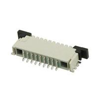 TE Connectivity AMP Connectors - 84953-9 - CONN FPC TOP 9POS 1.00MM R/A