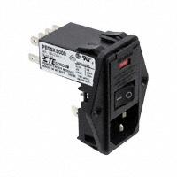 TE Connectivity Corcom Filters - 8-6609955-4 - PWR ENT MOD RCPT IEC320-C14 PNL