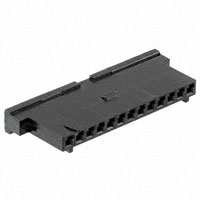 TE Connectivity AMP Connectors - 88859-5 - CONN FFC RCPT HSG 13POS 2.54MM