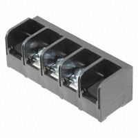 "TE Connectivity AMP Connectors - 8STV-03-006 - CONN BARRIER STRIP 3CIRC 0.438"""