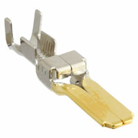 TE Connectivity AMP Connectors - 917803-2 - CONN TAB 10-12AWG CRIMP 15GOLD