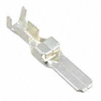 TE Connectivity AMP Connectors - 917805-6 - CONN TAB 10-12AWG CRIMP SILVER