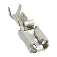 TE Connectivity AMP Connectors - 927854-6 - CONN QC RCPT 13.5-17AWG 0.250