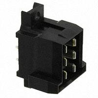 TE Connectivity AMP Connectors - 963357-5 - CONN HEADER 6POS VERT SILVER 5MM