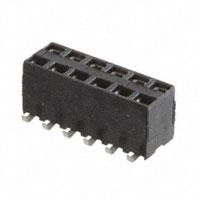 """TE Connectivity AMP Connectors - 969973-6 - CONN RCPT DUAL ENTRY 12POS .100"""""""