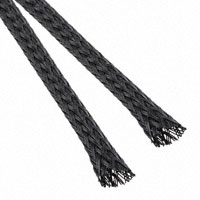 """TE Connectivity Raychem Cable Protection - VERSAFLEX-1/4-0-SP - SLEEVING 0.236"""" X 3.28' BLACK"""