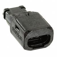 TE Connectivity Deutsch Connectors - D369-P33-NS0 - PLUG N-KEY SOCKET 3 WAY