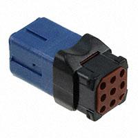 TE Connectivity Deutsch Connectors - D369-R99-BS0 - RECEP B-KEY SOCKET 9POS