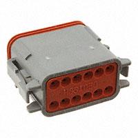 TE Connectivity Deutsch Connectors - DT06-12SA - DT PLUG ASM