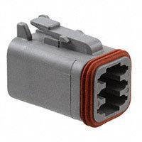 TE Connectivity Deutsch Connectors - DT06-6S - DT PLUG ASM